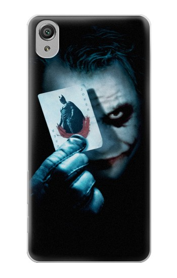 Printed Joker Sony Xperia X Case
