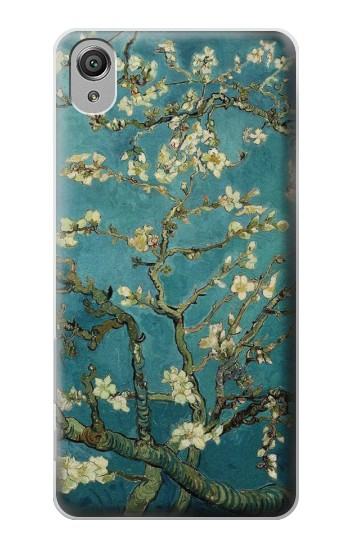 Printed Blossoming Almond Tree Van Gogh Sony Xperia X Case