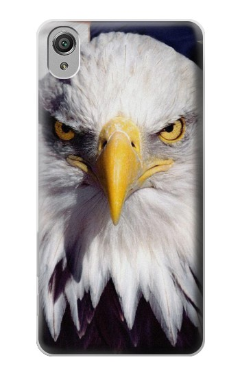 Printed Eagle American Sony Xperia X Case
