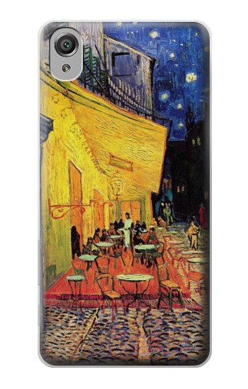 Printed Van Gogh Cafe Terrace Sony Xperia X Case