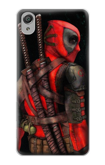 Printed Deadpool 2 Sony Xperia X Case