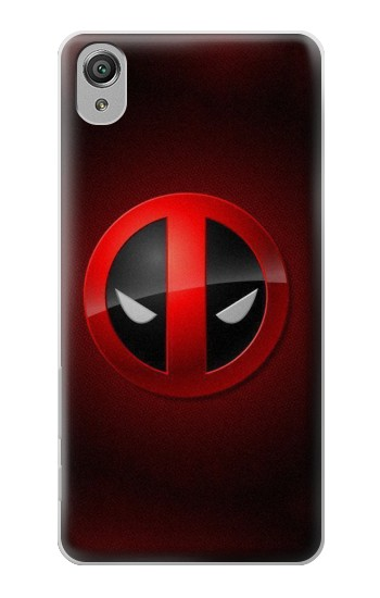 Printed Deadpool Sony Xperia X Case