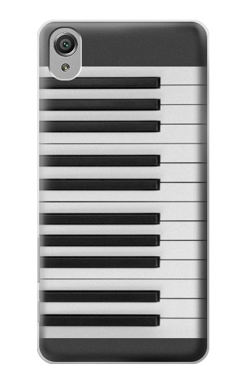 Printed One Octave Piano Sony Xperia X Case