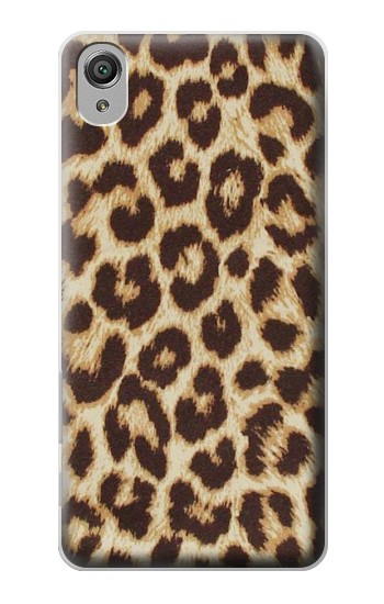 Printed Leopard Pattern Graphic Printed Sony Xperia X Case