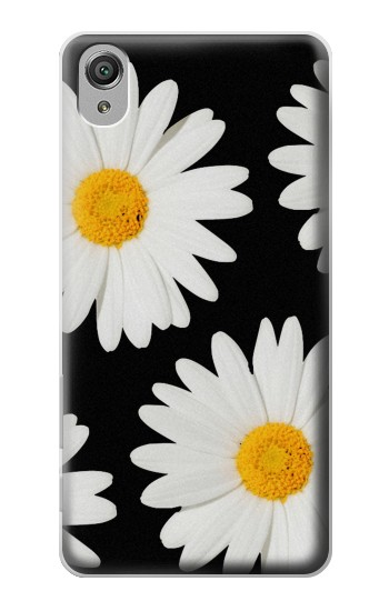 Printed Daisy flower Sony Xperia X Case
