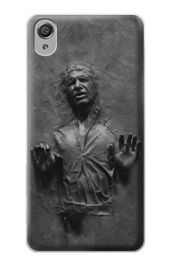 Printed Han Solo Frozen in Carbonite Sony Xperia X Case