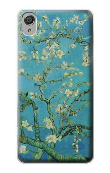 Printed Vincent Van Gogh Almond Blossom Sony Xperia X Case