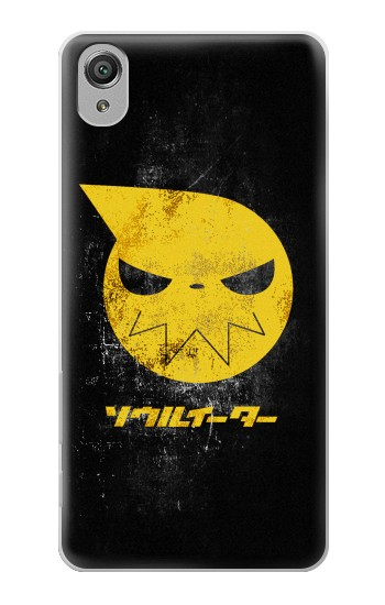 Printed Soul Eater Japan Anime Symbol Sony Xperia X Case