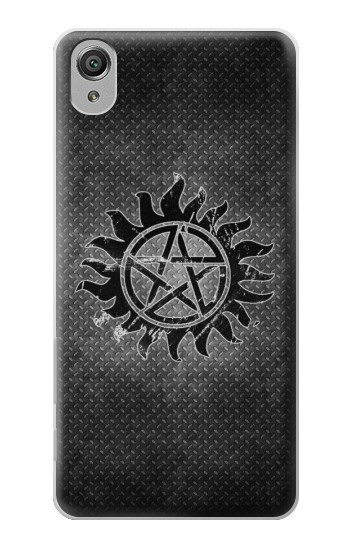 Printed Supernatural Antidemonpos Symbol Sony Xperia X Case