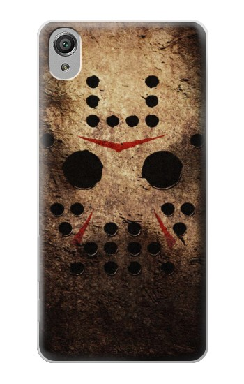 Printed Jason Hockey Mask Sony Xperia X Case
