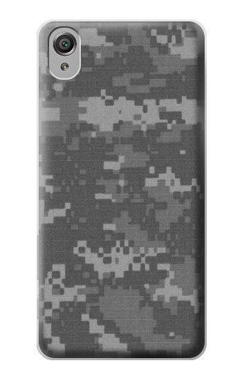 Printed Army White Digital Camo Sony Xperia X Case