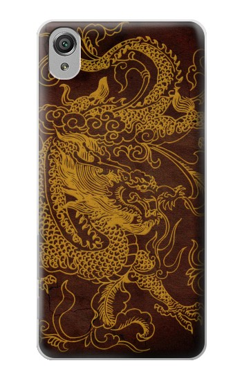 Printed Chinese Dragon Sony Xperia X Case