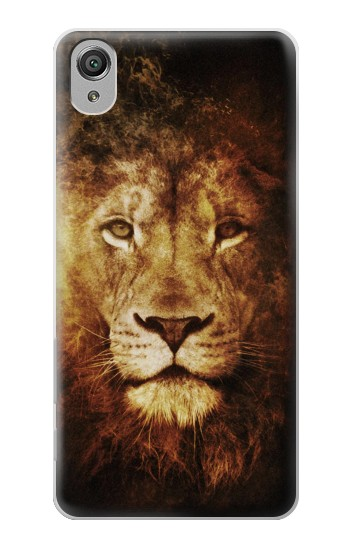 Printed Lion Sony Xperia X Case