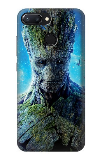 Printed Groot Guardians of the Galaxy Xiaomi Redmi 6 Case