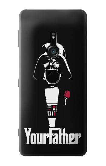 Printed Yourfather Sony Xperia XZ3 Case