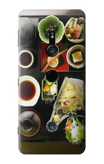 Printed Japanese Food Sony Xperia XZ3 Case