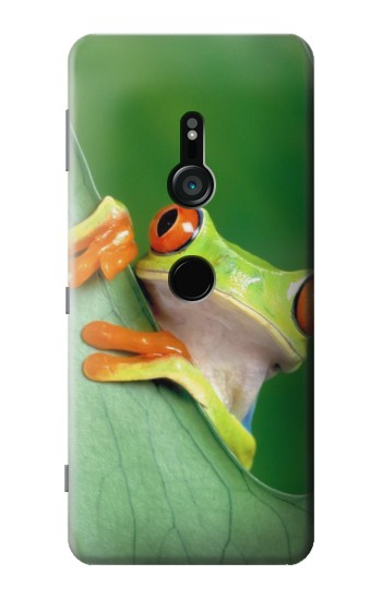 Printed Little Frog Sony Xperia XZ3 Case