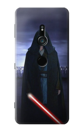 Printed Anakin Skywalker Star Wars Sony Xperia XZ3 Case
