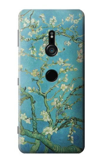 Printed Vincent Van Gogh Almond Blossom Sony Xperia XZ3 Case
