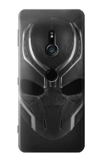 Printed Black Panther Mask Sony Xperia XZ3 Case