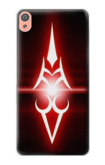Printed Fate Stay Night Saber Command Spells Sony Xperia XA Case