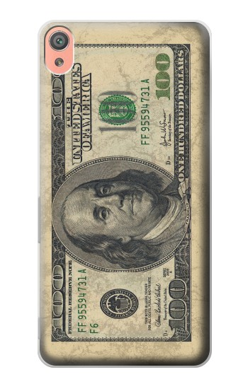 Printed Money Dollars Sony Xperia XA Case