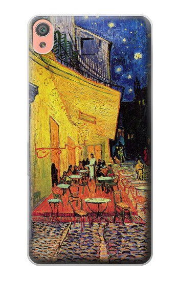 Printed Van Gogh Cafe Terrace Sony Xperia XA Case