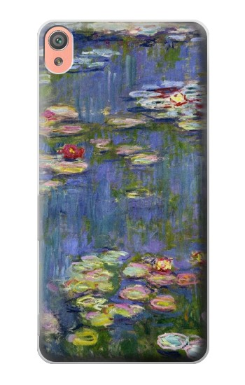 Printed Claude Monet Water Lilies Sony Xperia XA Case