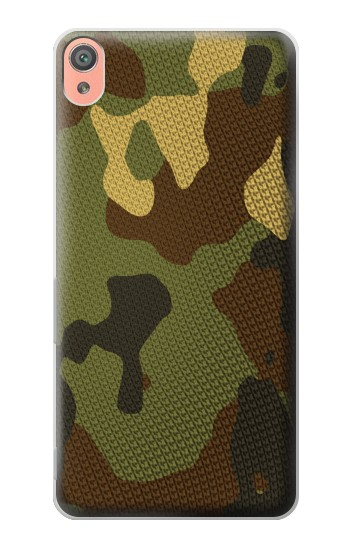 Printed Camo Camouflage Graphic Printed Sony Xperia XA Case