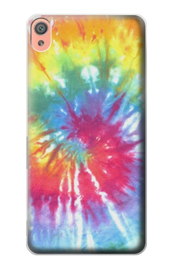 Printed Tie Dye Colorful Graphic Printed Sony Xperia XA Case