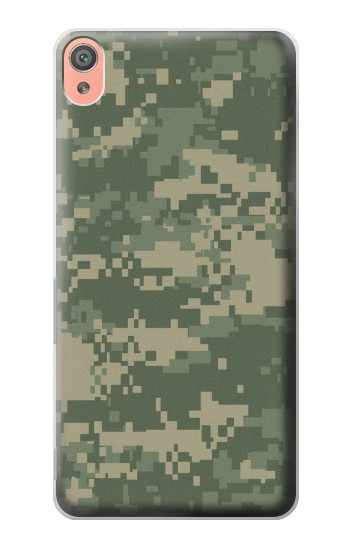 Printed Digital Camo Camouflage Graphic Printed Sony Xperia XA Case