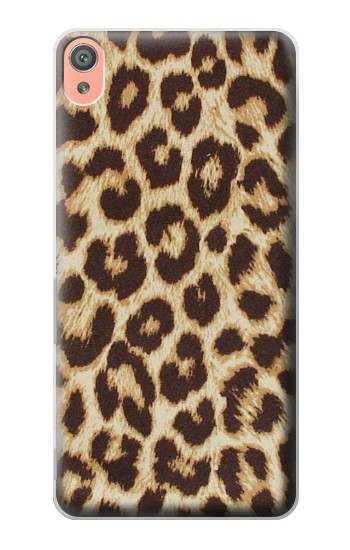 Printed Leopard Pattern Graphic Printed Sony Xperia XA Case