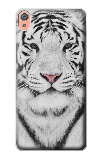 Printed White Tiger Sony Xperia XA Case