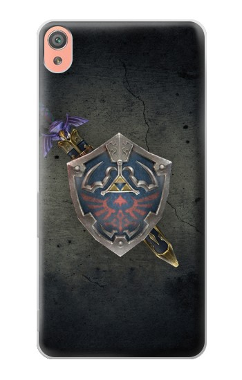 Printed Legend of Zelda Shield Sony Xperia XA Case