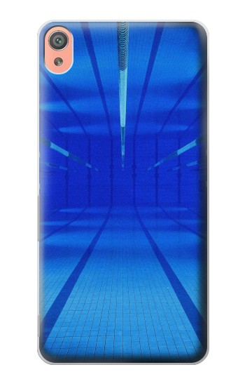 Printed Swimming Pool Under Water Sony Xperia XA Case