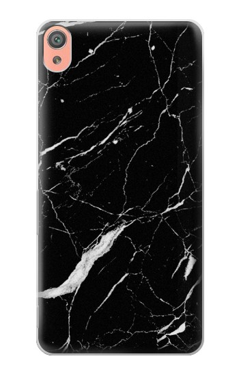 Printed Black Marble Graphic Printed Sony Xperia XA Case