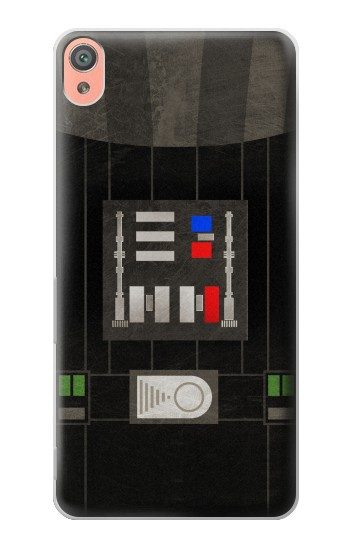 Printed Darth Vader Chest Plate Sony Xperia XA Case
