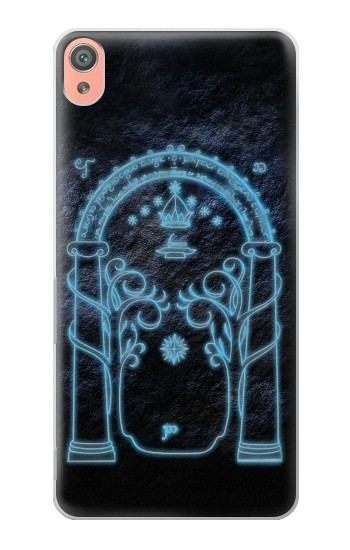 Printed Lord of The Rings Mines of Moria Gate Sony Xperia XA Case