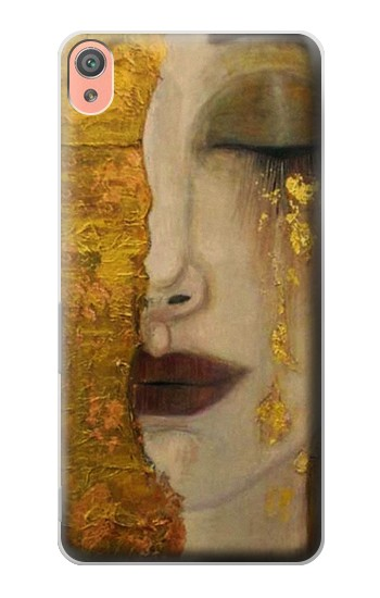 Printed Gustav Klimt Golden Tears Sony Xperia XA Case