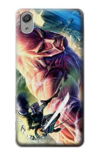 Printed Attack on Titan Sony Xperia X Performance Case