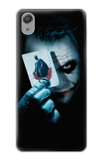 Printed Joker Sony Xperia X Performance Case