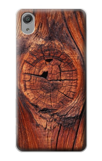 Printed Wood Sony Xperia X Performance Case