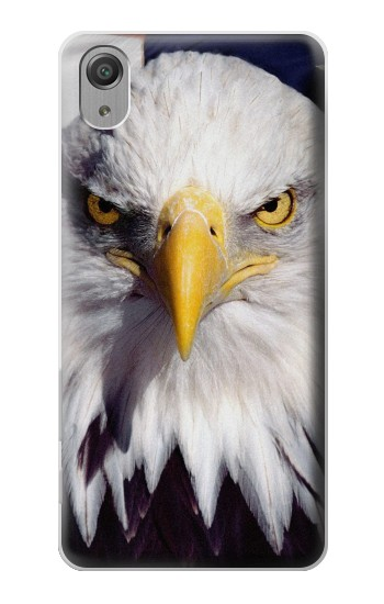 Printed Eagle American Sony Xperia X Performance Case