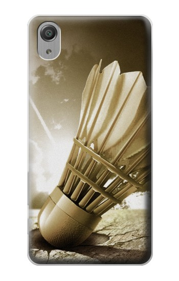 Printed Badminton Sport Art Sony Xperia X Performance Case