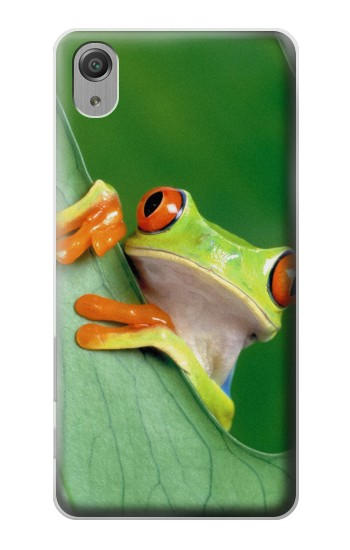 Printed Little Frog Sony Xperia X Performance Case