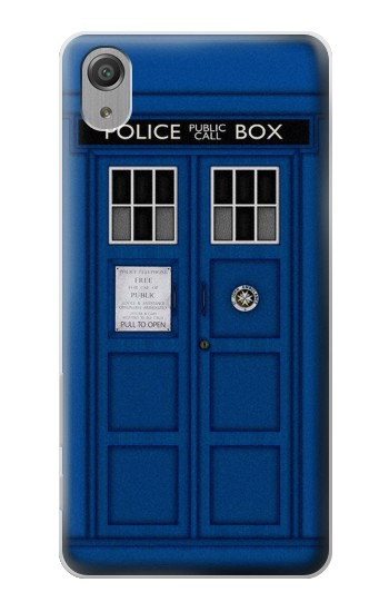 Printed Doctor Who Tardis Sony Xperia X Performance Case