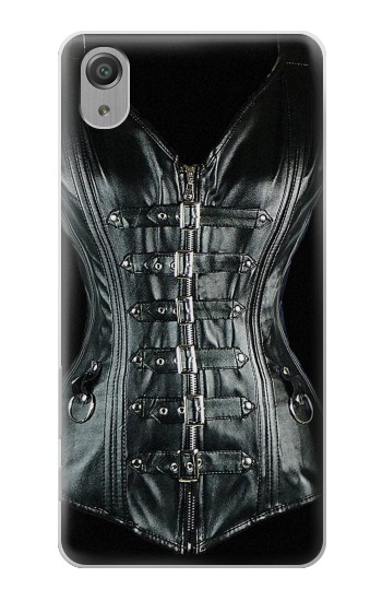 Printed Gothic Corset Black Sony Xperia X Performance Case