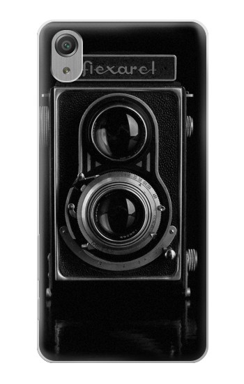 Printed Vintage Camera Sony Xperia X Performance Case