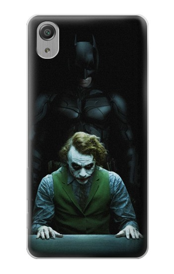 Printed Batman Joker Sony Xperia X Performance Case