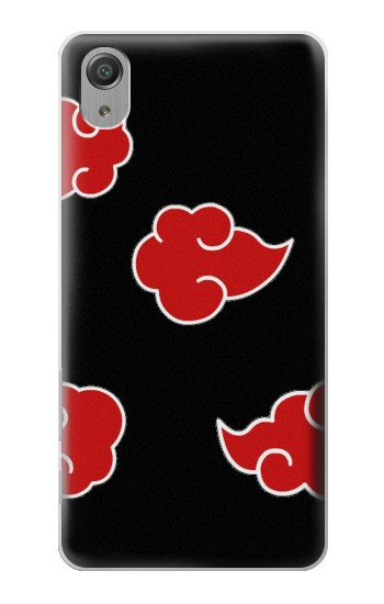 Printed Naruto Akatsuki Cloak Sony Xperia X Performance Case